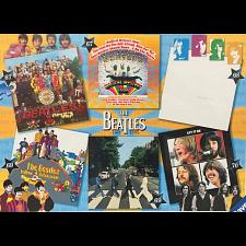 The Beatles: Albums 1967 - 1970 - 1000 Pieces