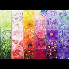 The Gardener's Palette - 1000 Pieces