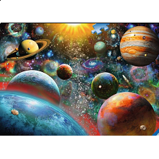 Planetary Vision - 1000 Pieces