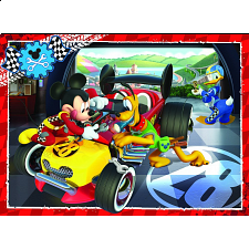 Mickey and the Roadster Racers: Mickey's Shop - 1-100 Pieces