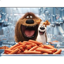 The Secret Life of Pets - 100 Piece - 1-100 Pieces