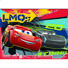 Cars 3 - Let's Go! - New Items