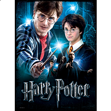 Poster Puzzle - Harry Potter - Jigsaws