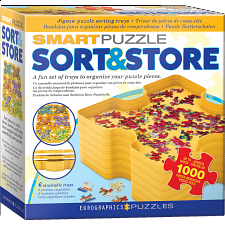 Smart Puzzle: Sort & Store - Jigsaws