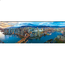 Vancouver, British Columbia: Panoramic Puzzle - Panoramics