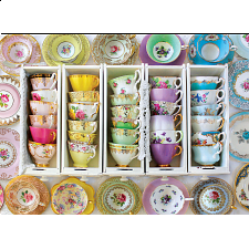 Colorful Tea Cups - Search Results