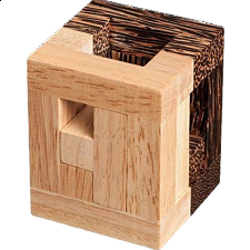Open Box Packing - Wood Puzzles
