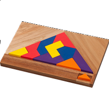 Fuji Puzzle - Packing Puzzles