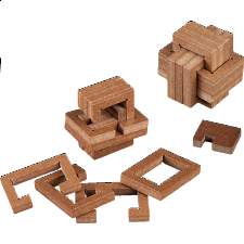 Forgotten Piece - European Wood Puzzles