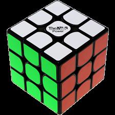"Valk3 ""Power"" Black Body - Rubik's Cube & Others"