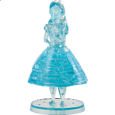 3D Crystal Puzzle - Alice - More Puzzles