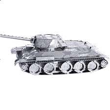 Metal Earth - T-34 Tank - Games & Toys