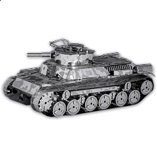 Metal Earth - Chi Ha Tank - Games & Toys