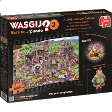Wasgij Back to...? #2: A 14th Century Castle! - Search Results