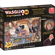 Wasgij Original #26: Celebrity Chief Chef! - Wasgij