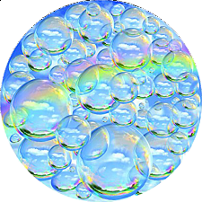 Bubble Trouble - Shaped Jigsaw Puzzle - Shaped