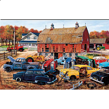 Barnyard Gems - 1000 Pieces