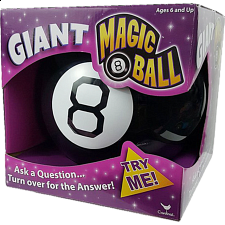 Giant Magic 8 Ball - New Items