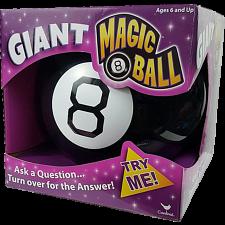 Giant Magic 8 Ball - Classic Toys