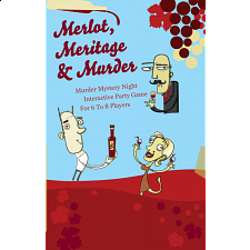Murder Mystery Game: Merlot, Meritage & Murder - Search Results