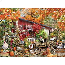 Barnyard Chickens - 500-999 Pieces