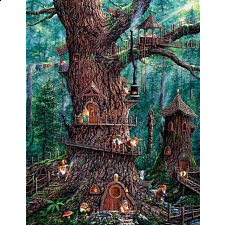 Forest Gnomes - 1000 Pieces