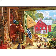 Barnyard Buddies - Jigsaws