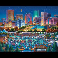Edmonton - 1000 Pieces