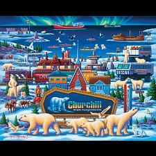 Churchill Polar Bears - Jigsaws