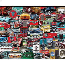 Ford Classics - 1000 Pieces