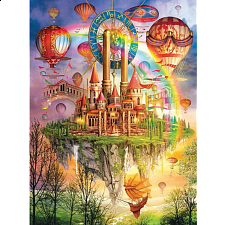 Holographic Puzzle: Above The Clouds - 1000 Pieces