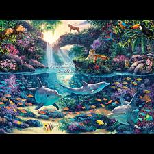Inspirations: Jungle Paradise - 1000 Pieces
