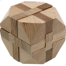 Mosaic Tile - Mini Puzzle - Other Wood Puzzles