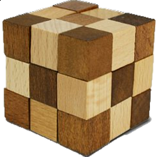 Appian Way - Mini Puzzle - Other Wood Puzzles