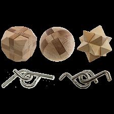 Intellectual Property - 5 Mini Puzzle Set -