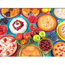 Yummy Puzzles: Homemade Pies - 101-499 Pieces