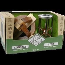 Compass & Star -