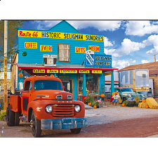 Colorluxe: Gift Shop on Route 66, Arizona - 500-999 Pieces