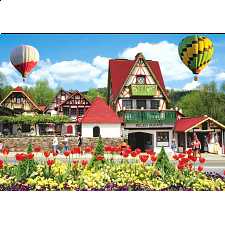 Colorluxe: Hot Air Balloons Over Helena, Georgia - Search Results