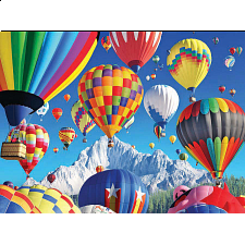 Balloons Galore: Ballons Over The Mountain - Search Results