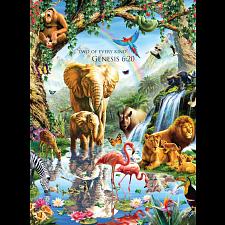 Inspirations: Jungle Lake - 1000 Pieces