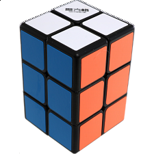 MoFangGe 2x2x3 Cube - Black Body -