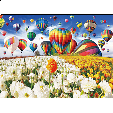 Balloons Galore: Balloon Flower Field - Search Results