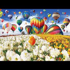 Balloons Galore: Balloon Flower Field - 1000 Pieces