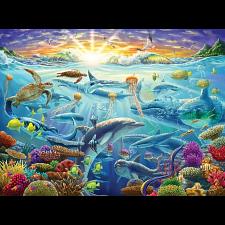 Puzzle Collector Art: Ocean of Life - 1000 Pieces