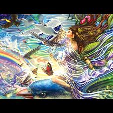 Rainbowline Fairies: Sky Fairy - Jigsaws