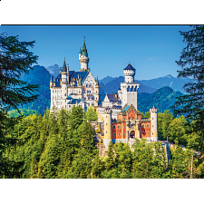 Colorluxe: Neuschwanstein Castle, Bavaria - Search Results