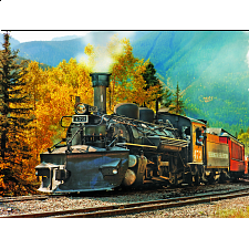 Colorluxe: Train Ride Passing, Durango - Search Results