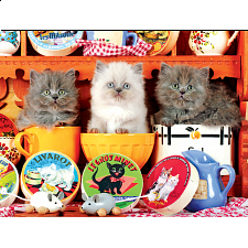 Colorluxe: Three Little Kittens - 101-499 Pieces