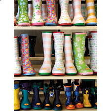 Colorluxe: Colorful Rubber Boots - Search Results
